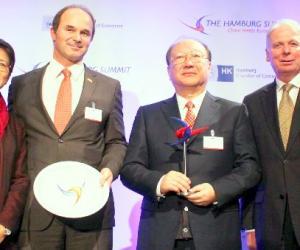 中国与欧洲再次相遇 汉堡峰会为经济把脉