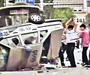 新疆和田再发恐怖暴力事件--据传已有二十余人死亡