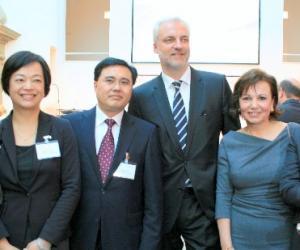 北威州投资促进署为杰出外国企业举办第八届大型颁奖活动