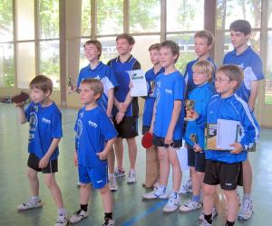汉堡市GO BAMBOO杯乒乓球比赛完美举行
