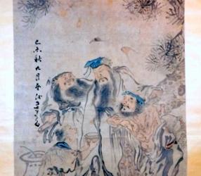 在德国发现的两幅吴道子画作考辩